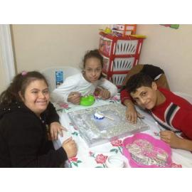 Organizing workshops for special needs
