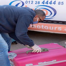 Baggage clear and Delivery
